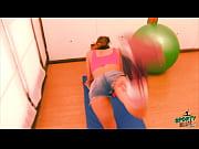 Эротичесский массаж перед мужем видеоролики на русском языке