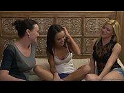Super hot lesbian three...