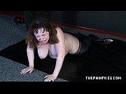 Burned excercising slavegirl bbw bdsm and extre...