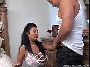 Beautiful big tits latina babe
