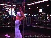 Audra Mitchell pole dance 2