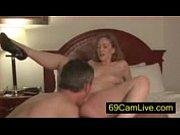 Муж ублажает жену язычком видео