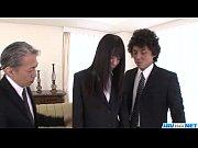 Kotomi Asakura office adventure with her bosses