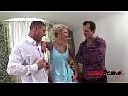 Anastasia Devine classic sex with 2 guys HG032