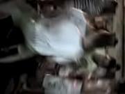 Азиатскую малышку в чулках жарят в мохнатую киску