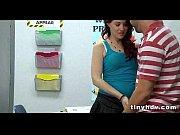 Русское порно видео инцест на тренажере