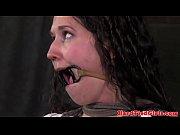 BDSM sub Bonnie Day fac...