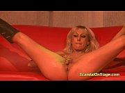 Чувственный секс с блондинкой