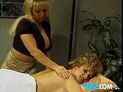 lesbian massage big boobs blondes
