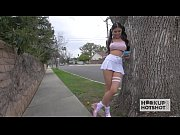 Asian teen with perfect b...