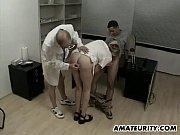 Жестко пустили по кругу порно видео