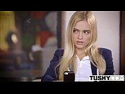 Hugwap.com TUSHY First Anal For Beautiful Blonde Alex Grey
