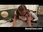 Эротическое видео учитель наказал ученицу за пропуск урока