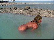 Fanny Bravo al mare