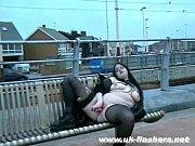 british emmas bbw amateur pissing outdoors and public nudity whilst masturbating