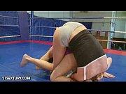 NudeFightClub presents Kerry vs Amanda Moore