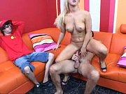 hot cayden moore fucking stranger in front of her boyfriend