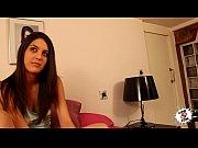 Видео голая русская девушка в чулках