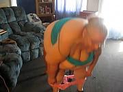 Любимая тетя с огромными сиськами