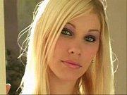 słodka blondynka