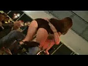 Sexy bomb stripper teasing sex