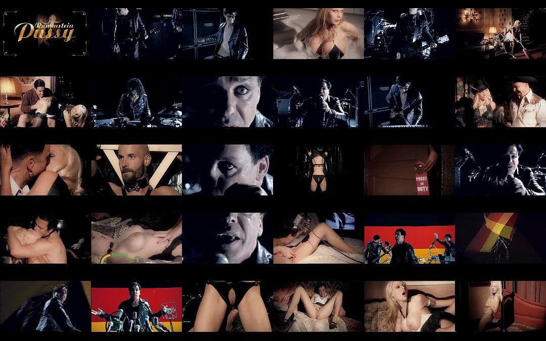 Порно музыка рамштайн