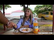 piscina la de después follando colombiana Gordita