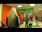 Девушка с огромными дойками опускает подружку видео