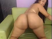 WapxTube.com Big booty latina shakes it for the camera