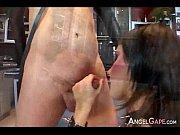 Порно анал анал с брюнеткой