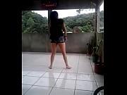 Putinha Andressa Brandão Dançando Funk 01