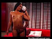 RealBlackExposed - Tight Black Babe Properly Fu...