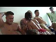 Watch nice gang bang story