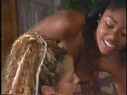 Retro Black Lesbian Porn - Hot Couch Sex