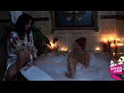 Горячие телочки в сперме видео