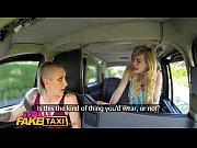 FemaleFakeTaxi Lesbian ...