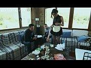 Подборка частного видео трех девушек и одного парня