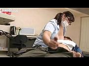 おっぱい丸出しマスクの歯科助手!爆乳を押し付けてくる変態女!【漣ゆめ】【ぽっちゃりデブ】