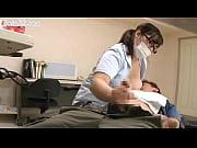 歯科ドクターのバスト吸いながら治療されて仕上げは手コキ抜き