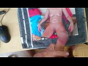 Порно видео онлайн оргазм от анала