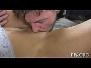 Видео порно миньет с бусами