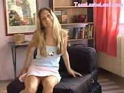 Порно видео брюнетки в розовом кружевном белье