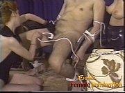 Merciless mistresses team up to make a slaves c...