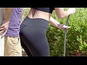 Классика чулки телесногоцвета анал
