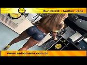 Rádio Mania - Mulher Jaca no Bundalelê (Parte 0...