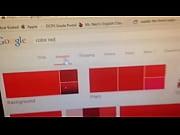 Смотреть секс в красных трусиках