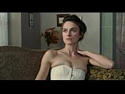 keira knightley - showing tits while getting spanked