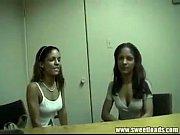 Видео как девушке сбивают целку