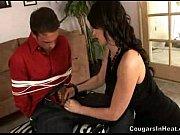 Hot cougar Eva Karera fucks a lucky guy