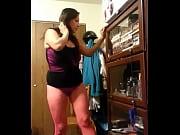 Обнаженная гимнастка и балерина видео